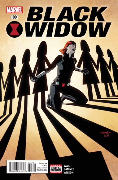 Black Widow Cover - 7/1/2016