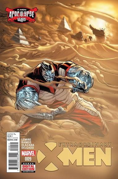 X-Men Gold Cover - 6/1/2016