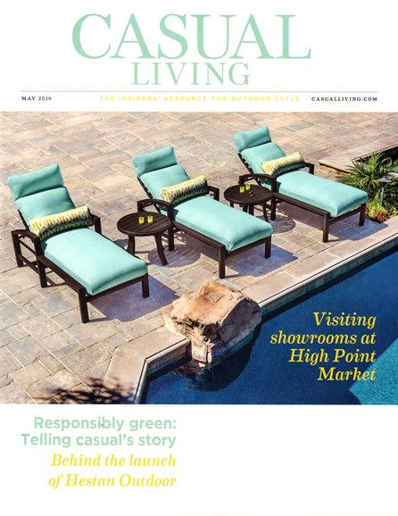 Casual Living Cover - 5/1/2016