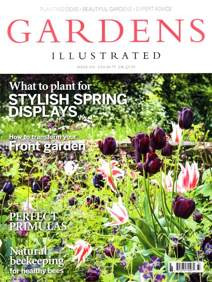 Gardens Illustrated Cover - 4/1/2016
