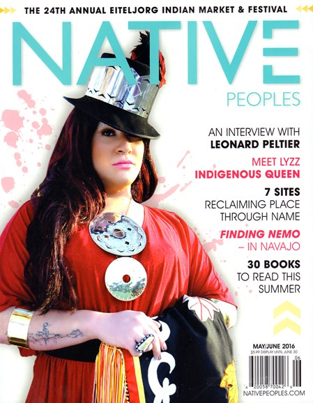 Native Peoples Cover - 5/1/2016