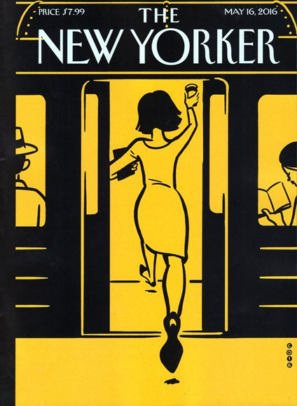 The New Yorker Cover - 5/16/2016