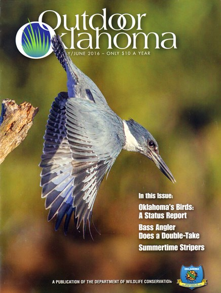 Outdoor Oklahoma Cover - 5/1/2016