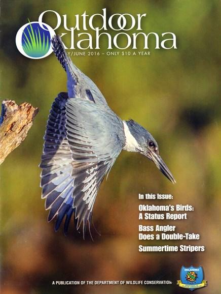Outdoor Oklahoma Cover - 5/1/2016