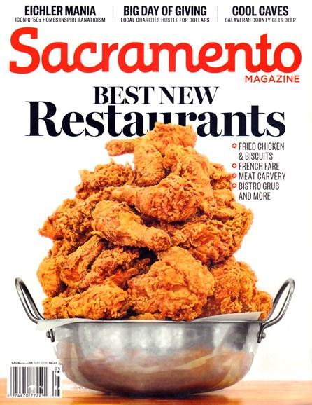 Sacramento Cover - 5/1/2016