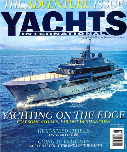 Yachts International Cover - 5/1/2016