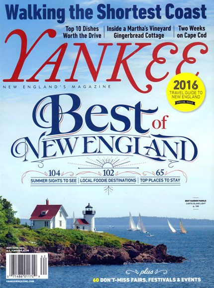 Yankee Cover - 5/1/2016