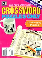 Herald Tribune Crossword Puzzles Magazine 8/1/2016