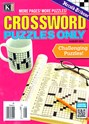 Herald Tribune Crossword Puzzles Magazine | 8/2016 Cover