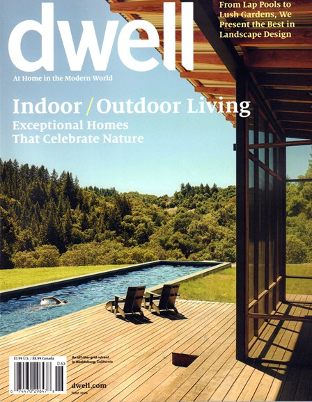 Dwell Cover - 6/1/2016
