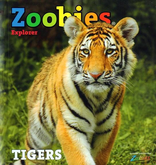 Zoobies Cover - 4/1/2016