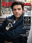 Rolling Stone Magazine 6/2/2016