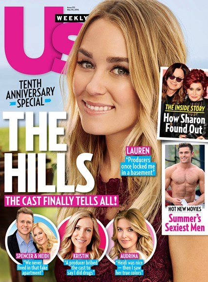 Us Weekly Cover - 5/30/2016