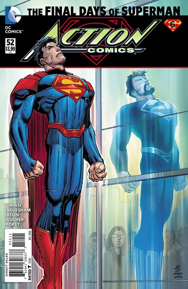 Action Comics Cover - 7/1/2016