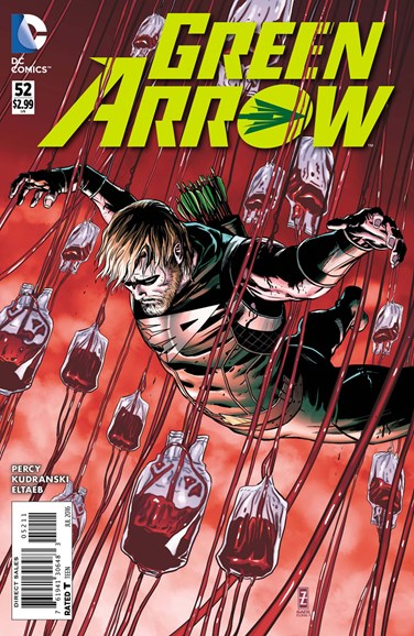 Green Arrow Cover - 7/1/2016