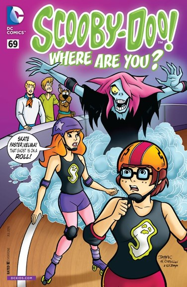 Scooby Doo, Where Are You? Cover - 7/1/2016