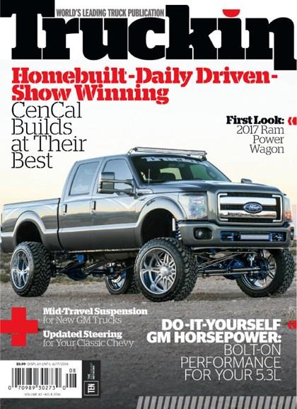 Truckin' Cover - 6/16/2016