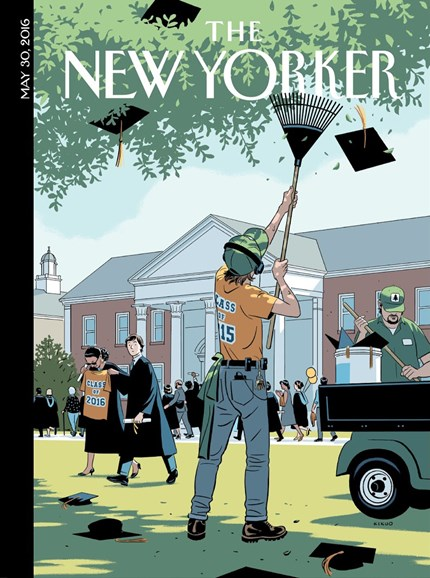 The New Yorker Cover - 5/30/2016