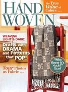 Handwoven Magazine 5/1/2016