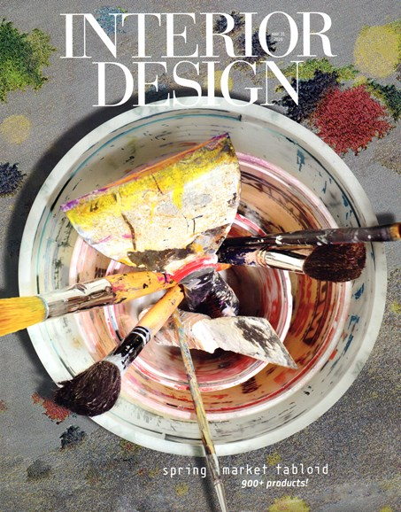 Interior Design Cover - 5/31/2016