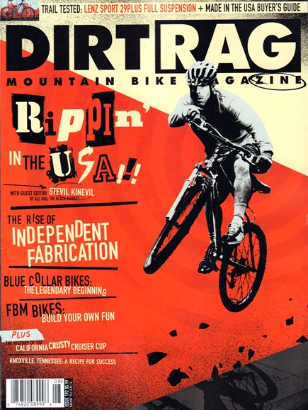 Dirt Rag Cover - 6/15/2016