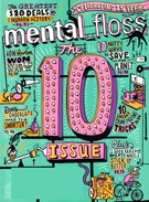 Mental Floss Magazine 5/1/2016