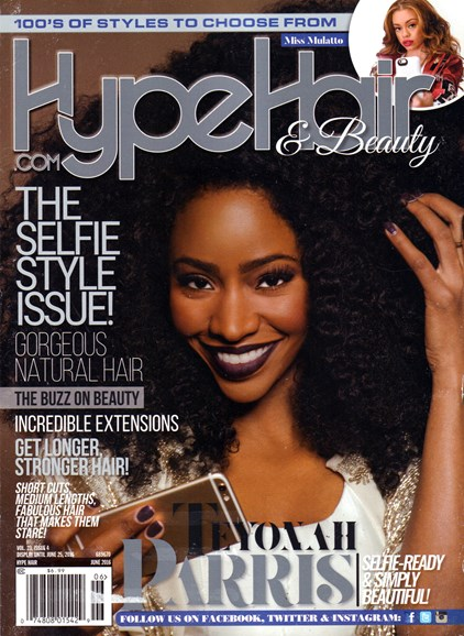 Hype Hair Cover - 6/1/2016