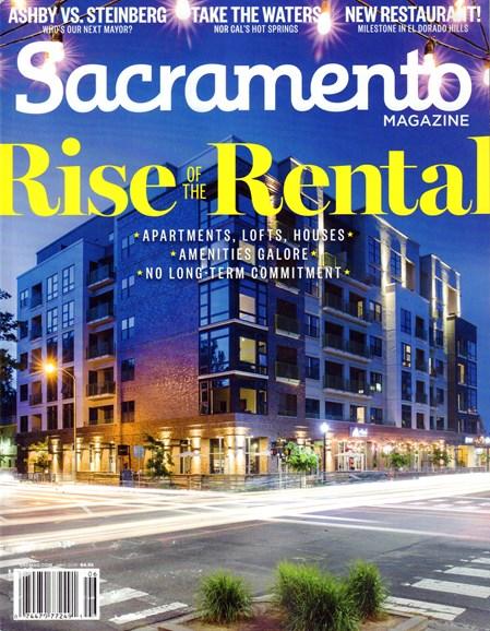 Sacramento Cover - 6/1/2016