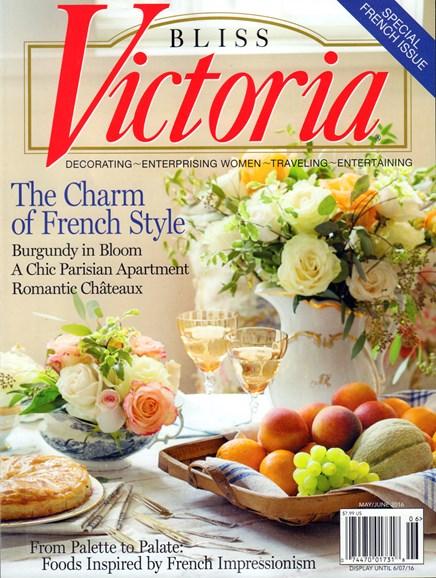 Victoria Cover - 5/1/2016