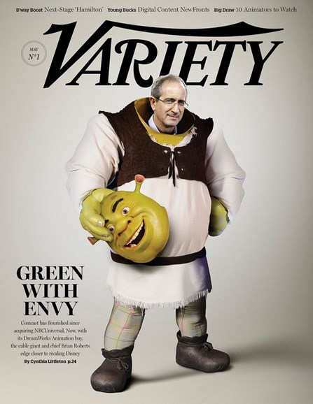 Variety Cover - 5/3/2016