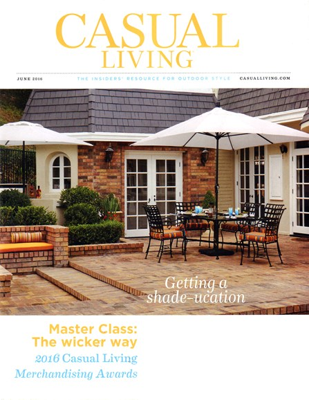 Casual Living Cover - 6/1/2016