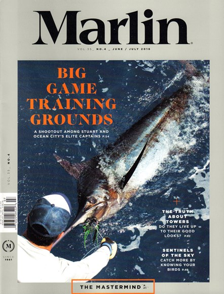 Marlin Cover - 6/1/2016