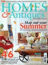 Homes and Antiques | 6/1/2016 Cover