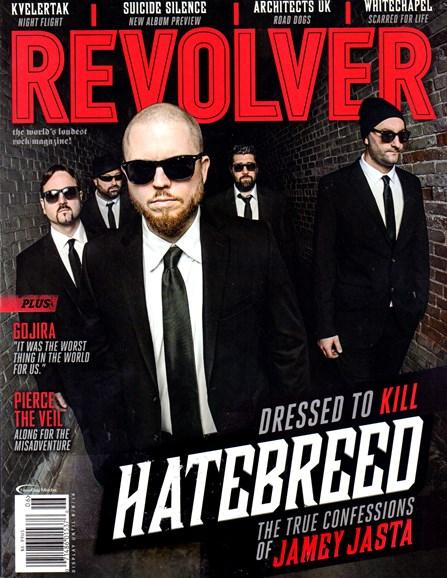 Revolver Cover - 6/1/2016
