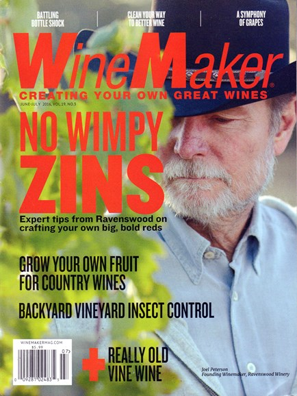 Winemaker Cover - 6/1/2016