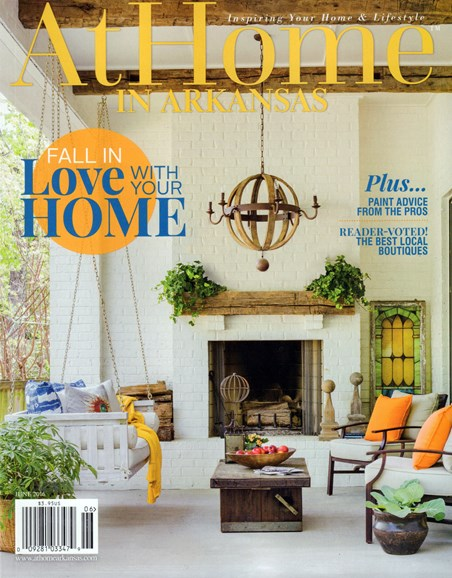At Home In Arkansas Cover - 6/1/2016