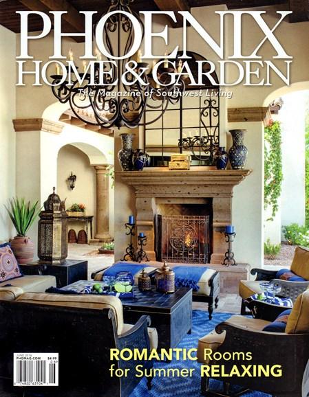 Phoenix Home & Garden Cover - 6/1/2016