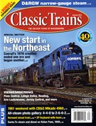 Classic Trains Magazine 6/1/2016
