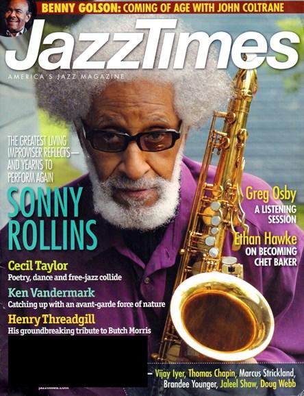 JazzTimes Cover - 6/1/2016