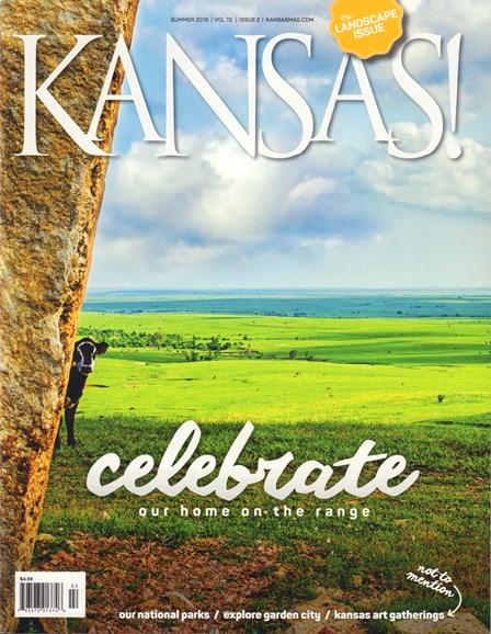 KANSAS! Cover - 6/1/2016