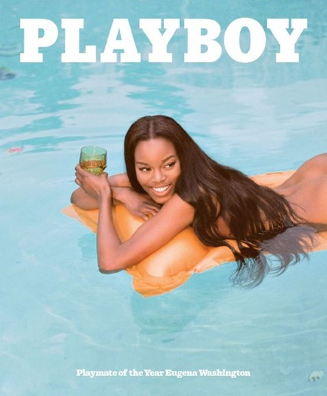 Playboy Cover - 6/1/2016