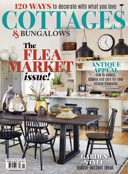 Cottages & Bungalows Cover - 6/1/2016
