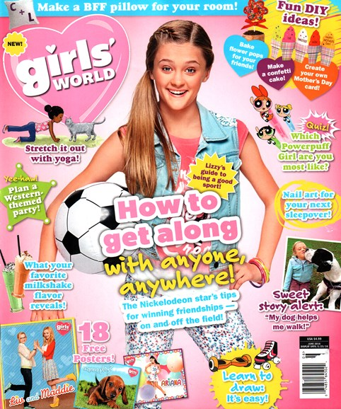 Girls' World Cover - 6/1/2016