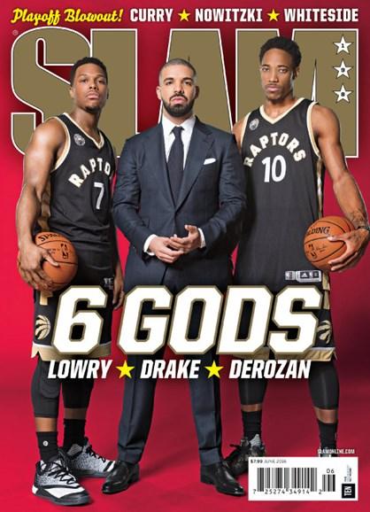 Slam Cover - 6/1/2016