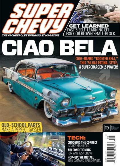 Super Chevy Cover - 6/1/2016