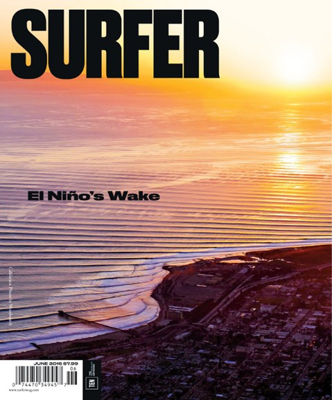 Surfer Cover - 6/1/2016