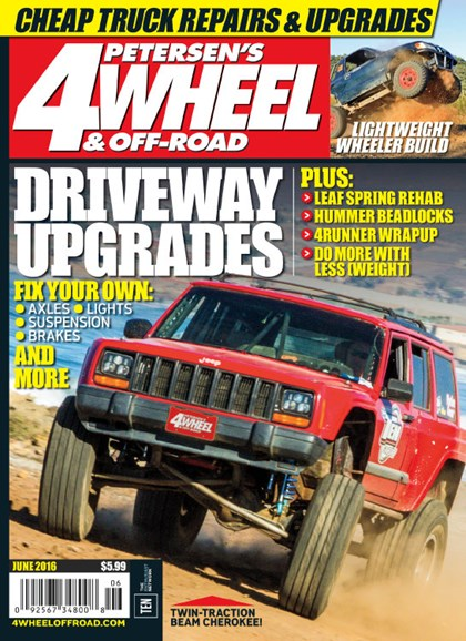 4 Wheel & Off-Road Cover - 6/1/2016