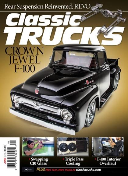Classic Trucks Cover - 6/1/2016