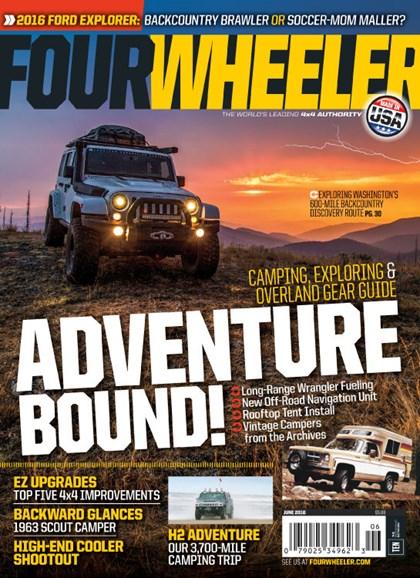 Four Wheeler Cover - 6/1/2016