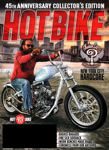 Hot Bike Cover - 6/1/2016